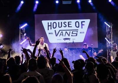 House of Vans Melbourne