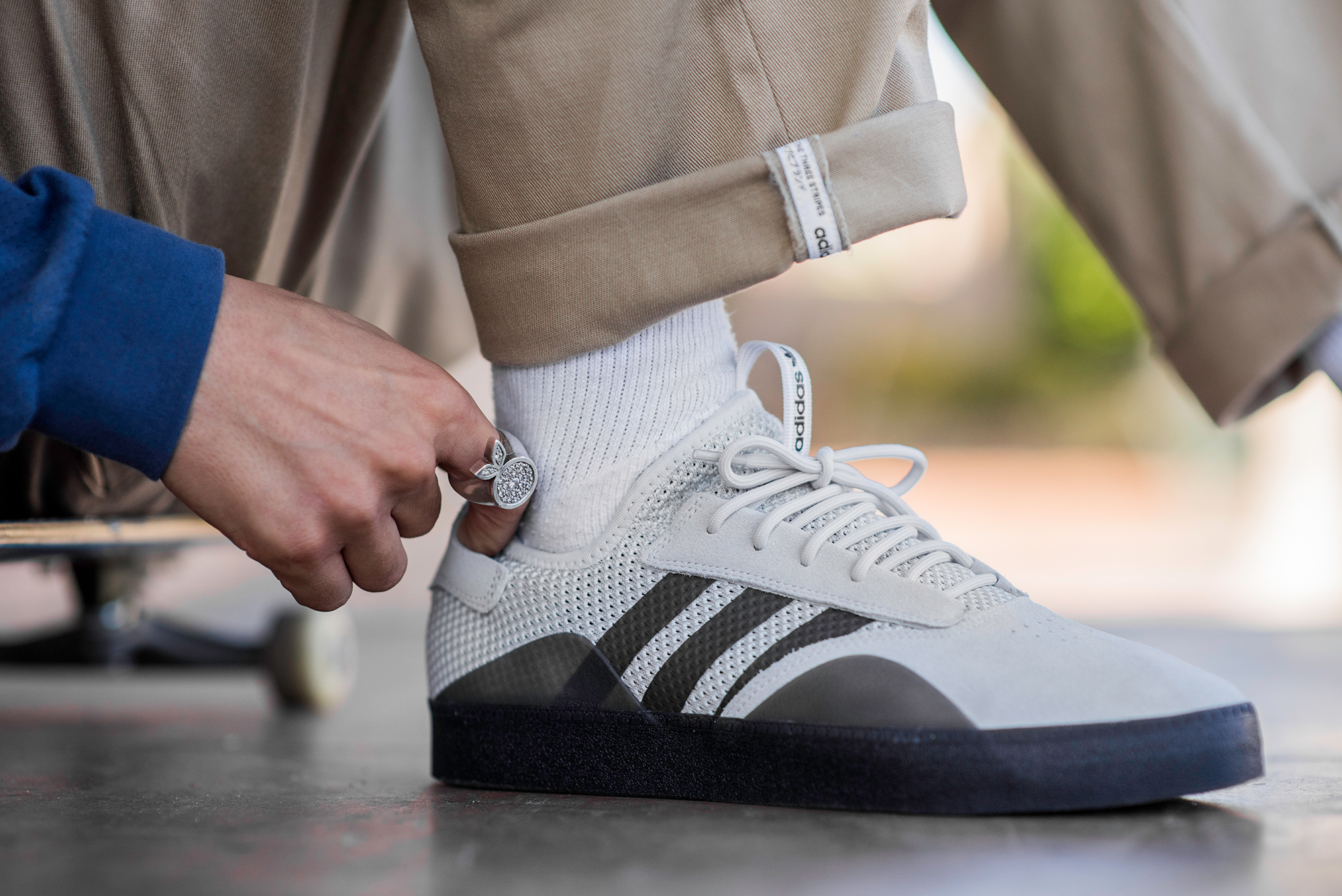 Correspondiente rumor billetera  adidas Skateboarding introduces the 3ST family - Manual Magazine