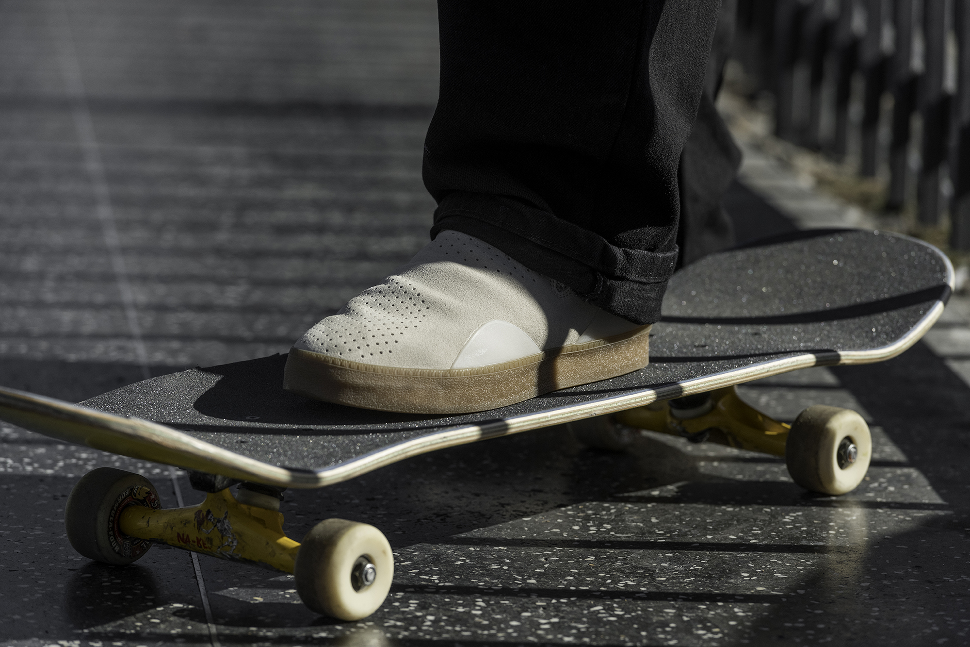 new style 663e1 5e6d9 Alongside skateboarder input, the design process was also driven by  enhanced aesthetics, premium materials, and new design lines.