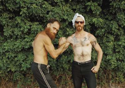Lee Ralph and Jason Dill