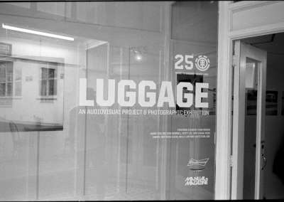 ELEMENT NZ PRESENTS: 'Luggage' Premiere