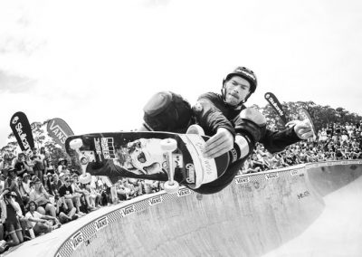 Chris Wood, crail air.