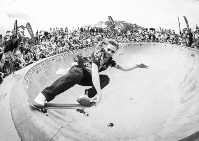 Mike Bancroft, crailslide.