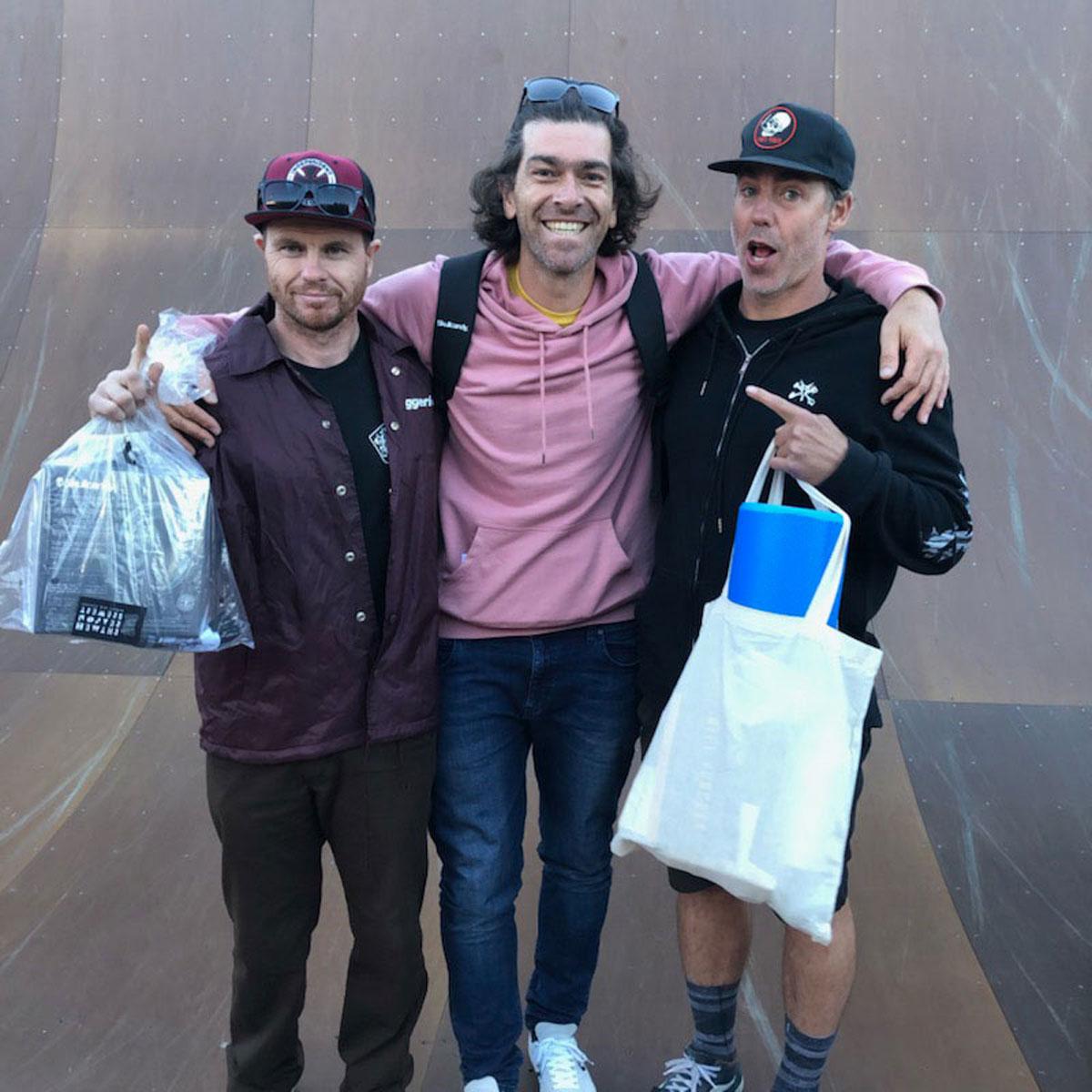 2019 New Zealand Vert Skateboarding Nationals — Results - Manual