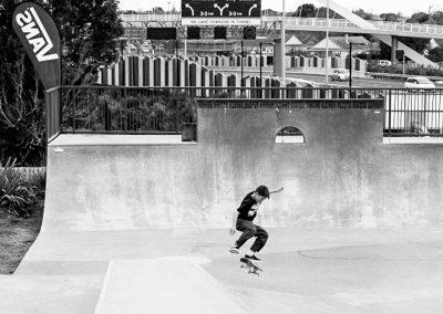 Skate? Go for it.