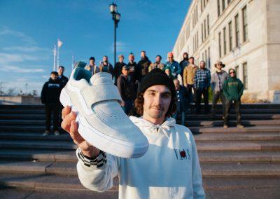 Kyle Walker 2 Vans Pro Shoe