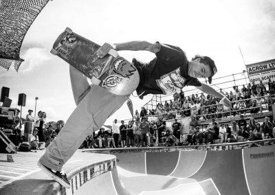 Josh Wilson, backside boneless, Photo by David Read