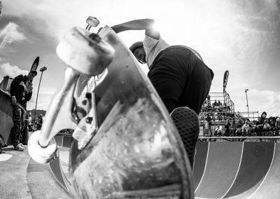 Tom Mitchell, backside boneless, Photo by David Read