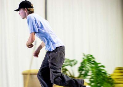 Smashing The Skate Authentic