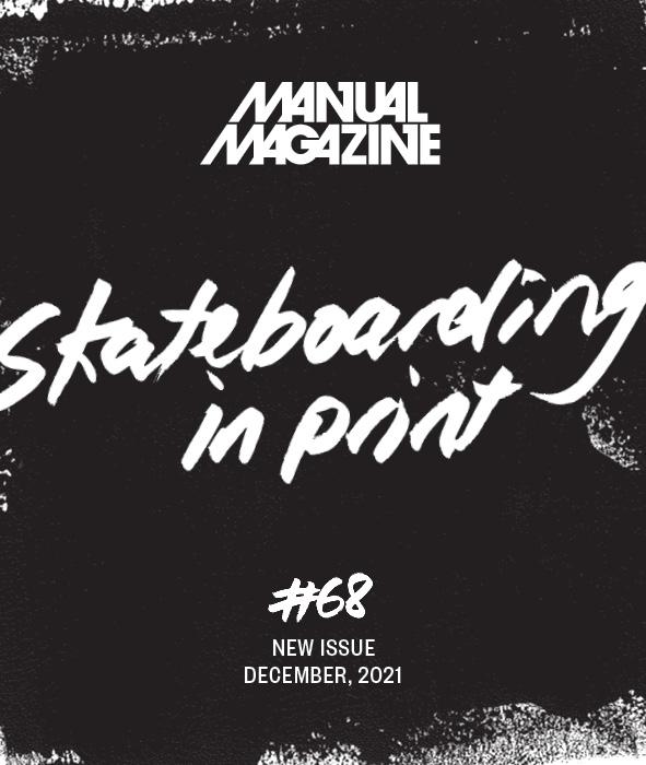 Manual Magazine 68 Pre-sale